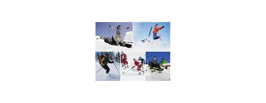 Deportes de Nieve